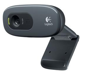 Logitech C270-HD-Webcam